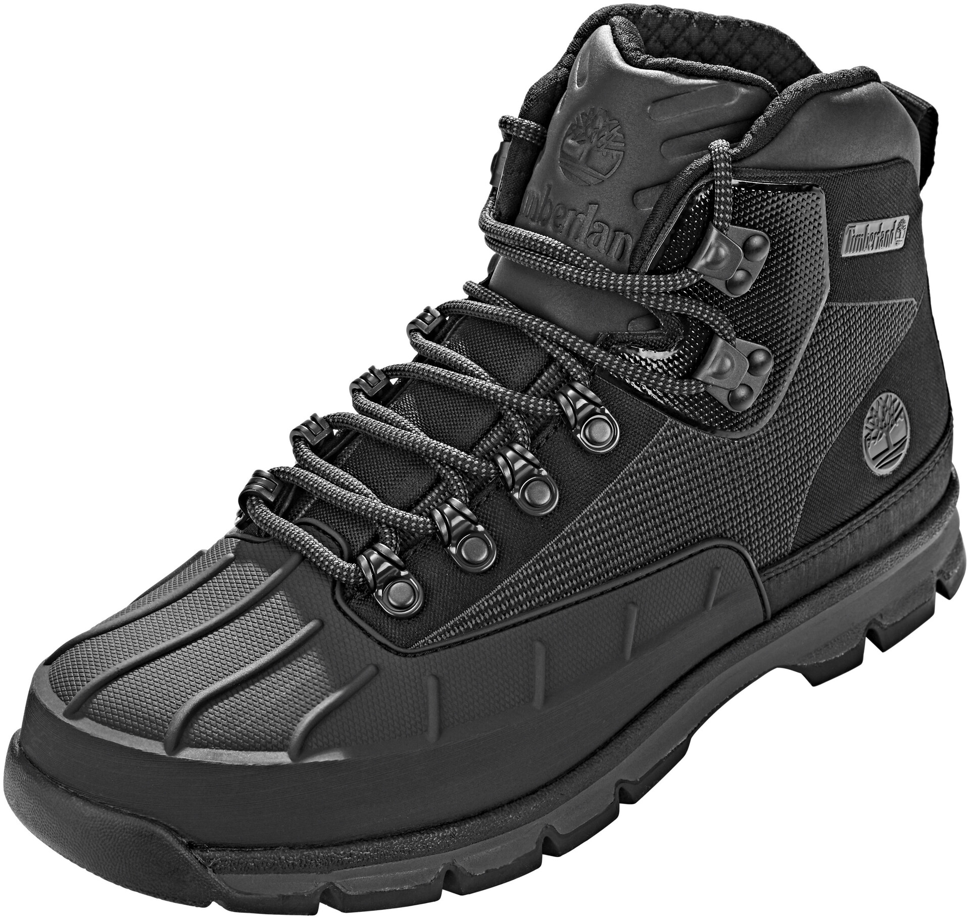 Euro Hiker Chaussures noir sur Timberland CAMPZ Toe Shell Homme pF5xnwgd